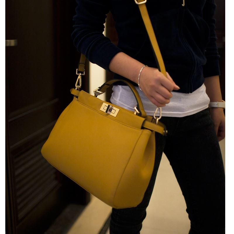 Picture of Shoulder bag with sexy style Messenger bag