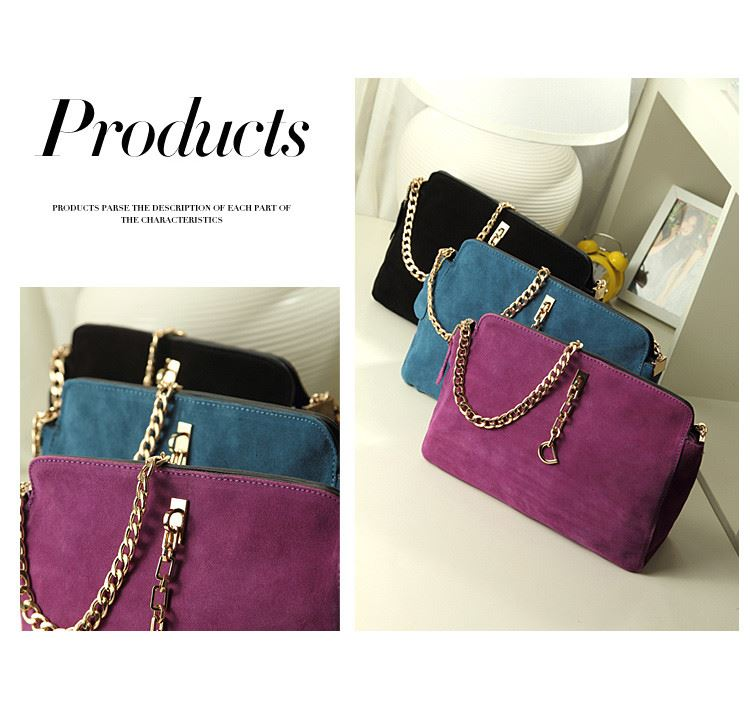 Picture of Popular chain shoulder bags