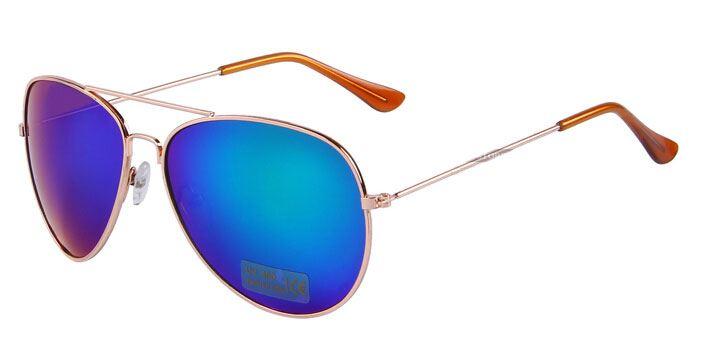 Picture of Color Mirror Unisex Sunglasses