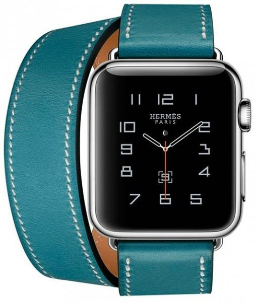 Apple Watch MLC12 Double Tour